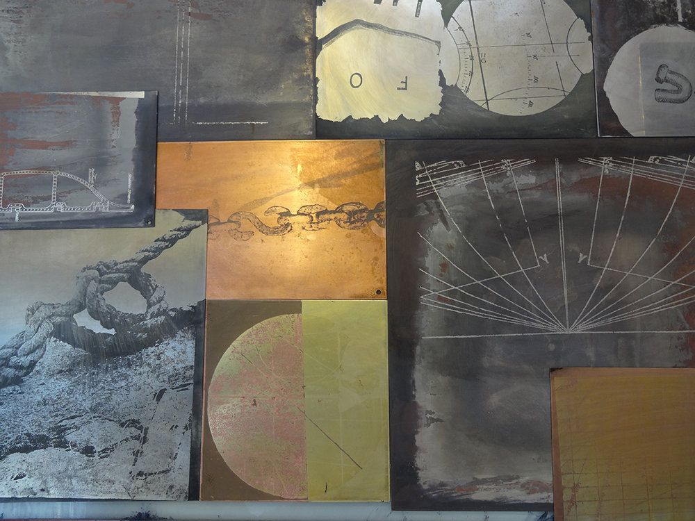Rebecca Gouldson Metal Art www.rebeccagouldson.co.uk