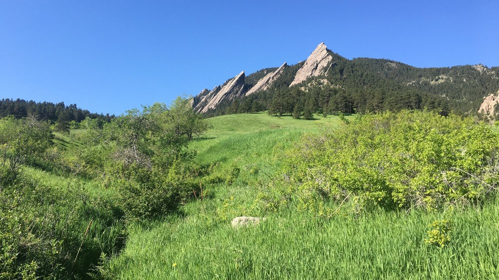The Flatirons | Boulder, Colorado