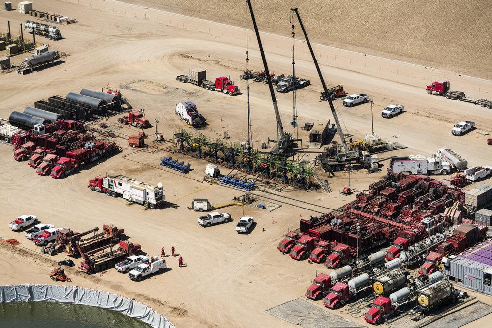 Desert Fracking
