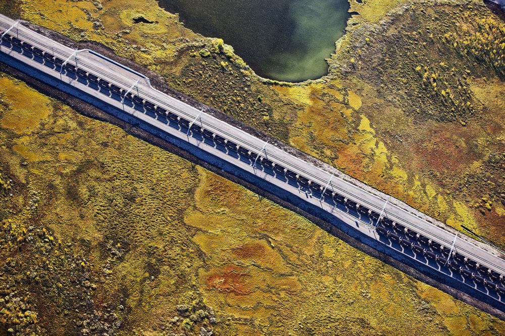 Arctic Mine Train