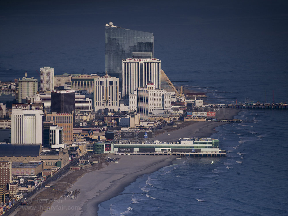 Trump Atlantic City casinos