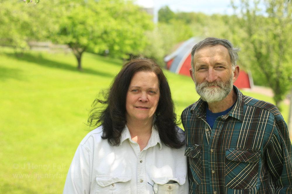 Pete and Alice Diehl