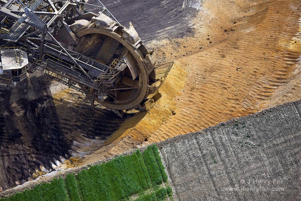 Bucket-Wheel Excavator