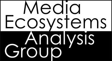 Media Ecosystems Analysis Group