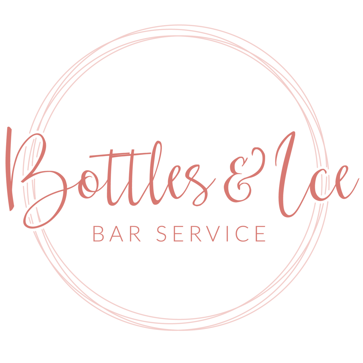 Bottles & Ice, Bar Service