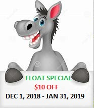 float special happening now! -