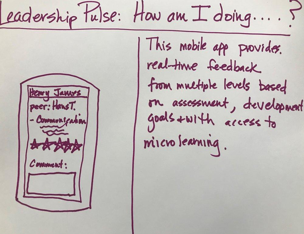 Leadership Pulse: How Am I Doing?