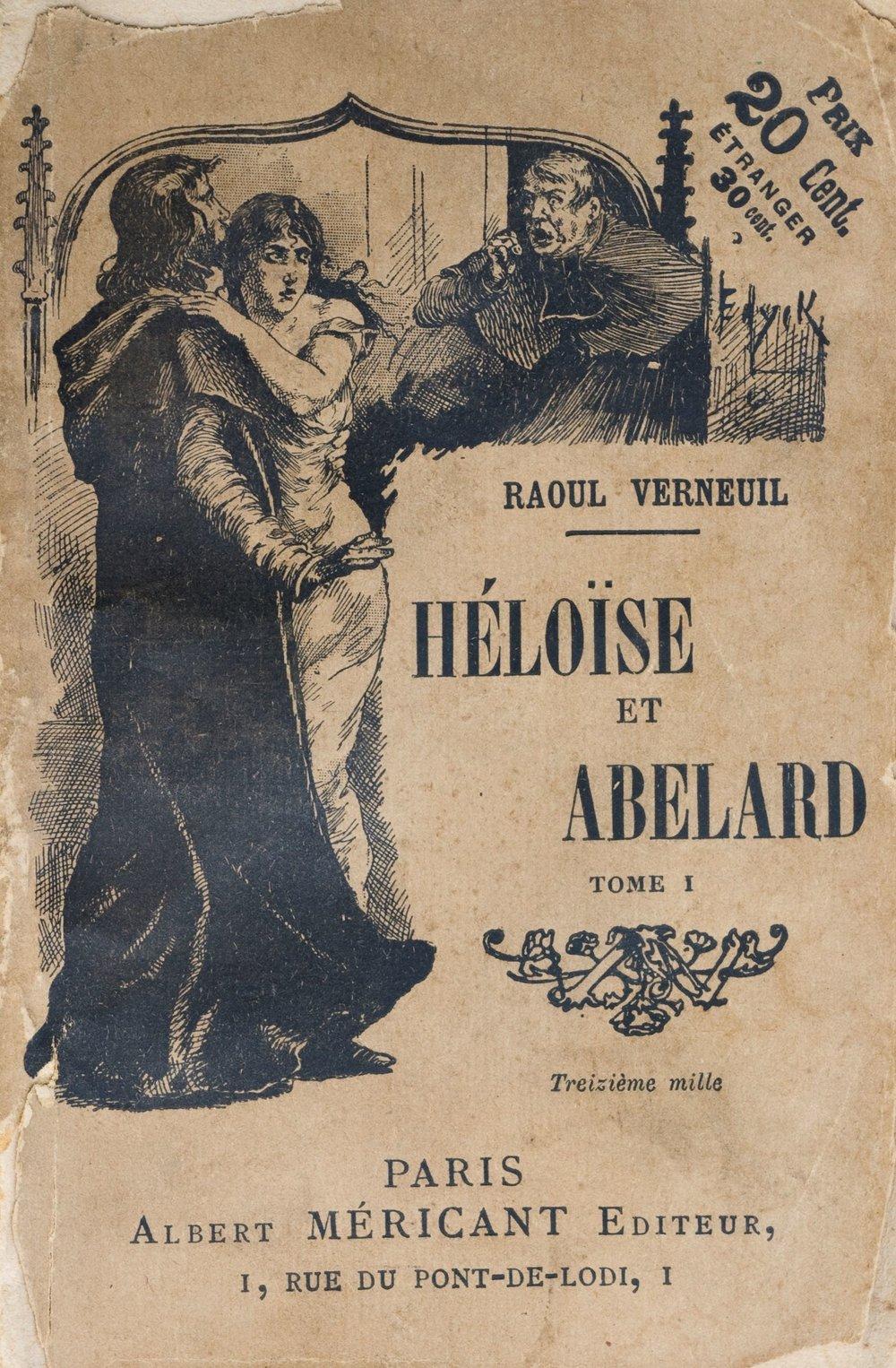 Abélard and Héloïse chene bleu