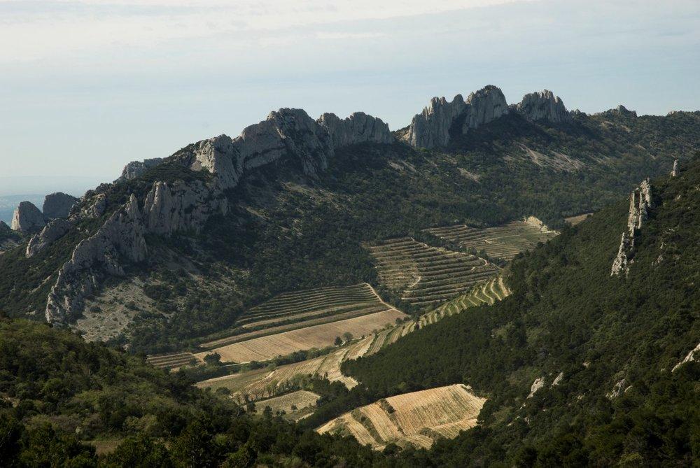 La Verriere region