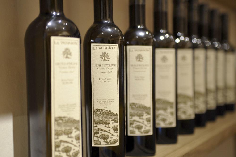 La Verriere Olive Oil