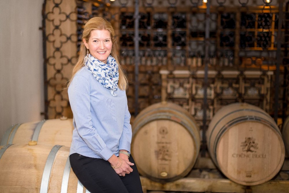 Laura Iverson - Laura has been working with Chene Bleu since its creation in 2005. After beginning her career in finance in New York and London, she obtained an MBA degree at INSEAD in France and then a Diploma from the WSET in the UK. She met the Rolets while working in London for what is now Treasury Wine Estates - overseeing market research, new brand development and UK/European sales strategy. Now a Partner and Director at Chene Bleu, Laura is involved in strategic and financial planning, as well as overseeing North American sales.
