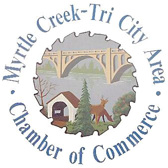 Myrtle Creek-Tri City Area  Chamber of Commerce