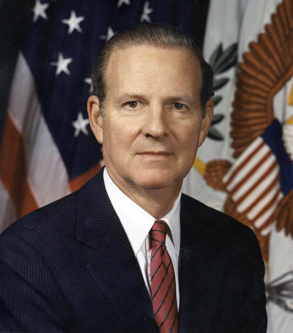Texas beta '57 - Former U.S. Secretary of State