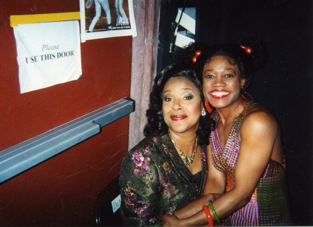 LaTonya Dinkins,  Blue,  Roundabout Theatre Company/Arena Stage