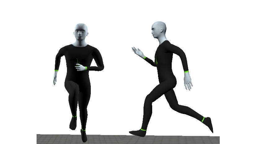 3D MOTION CAPTURE