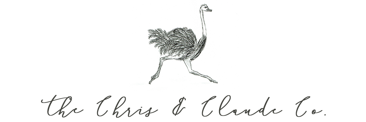 The Chris & Claude Co. Shop