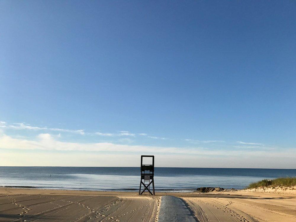 Pristine Earle Road Beach 210 steps from the Commodore Inn FullSizeRender (125).jpg