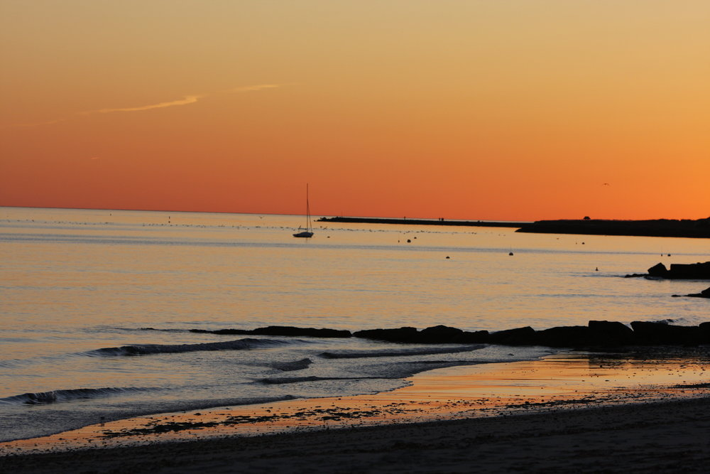 Picture Perfect Sunset over Earle Road Beach IMG_4785 (1).JPG