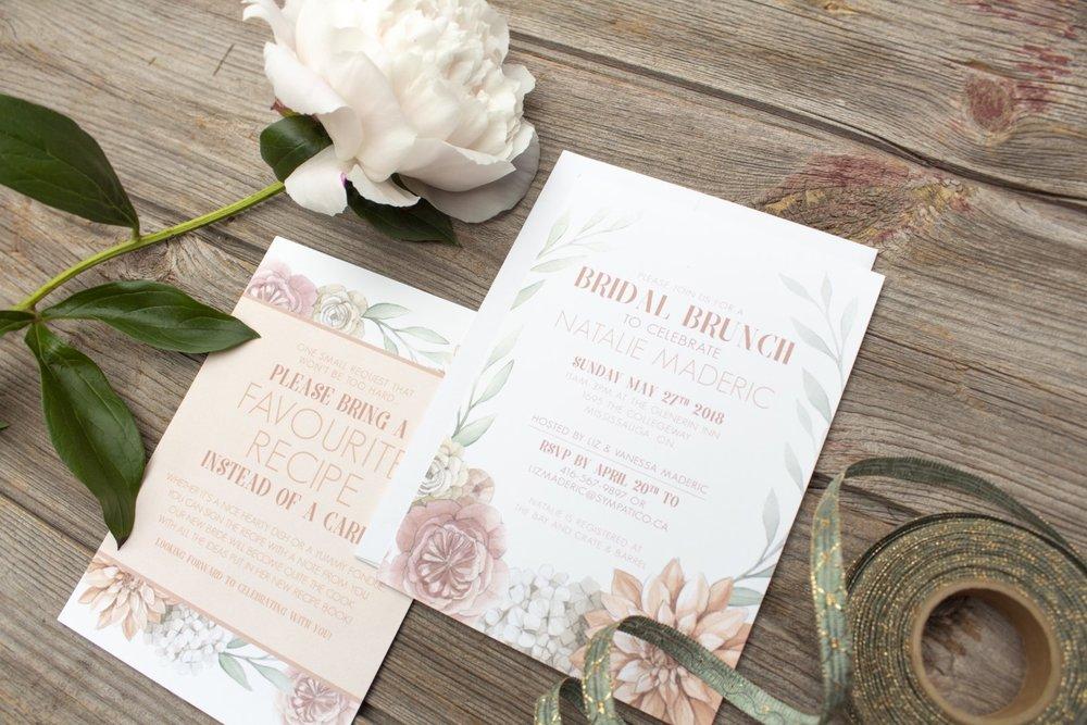 Blush Dahlia, Garden Rose & Hydrangea