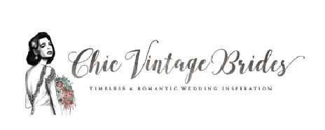 Chic Vintage Brides Feature