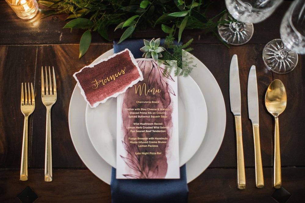 Lodge on Queen West // Toronto Loft wedding