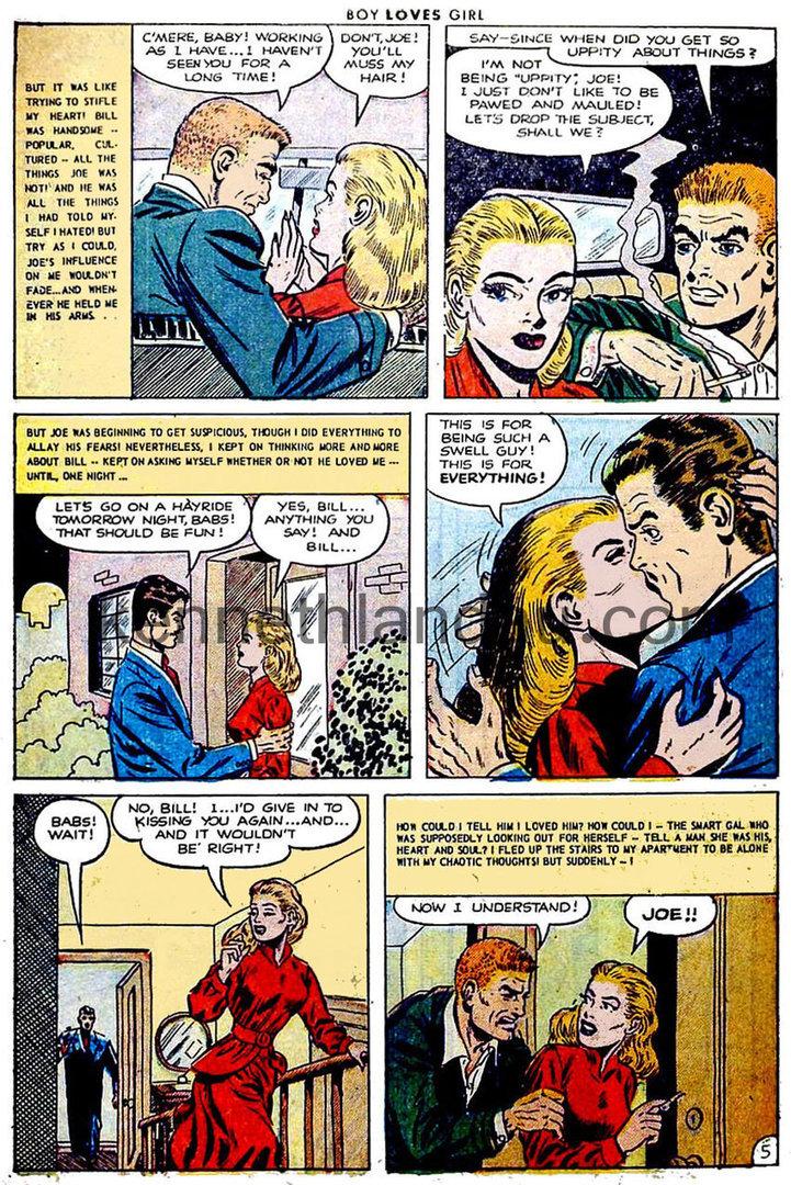 """""""Boy Loves Girl"""" by Kenneth Landau"""