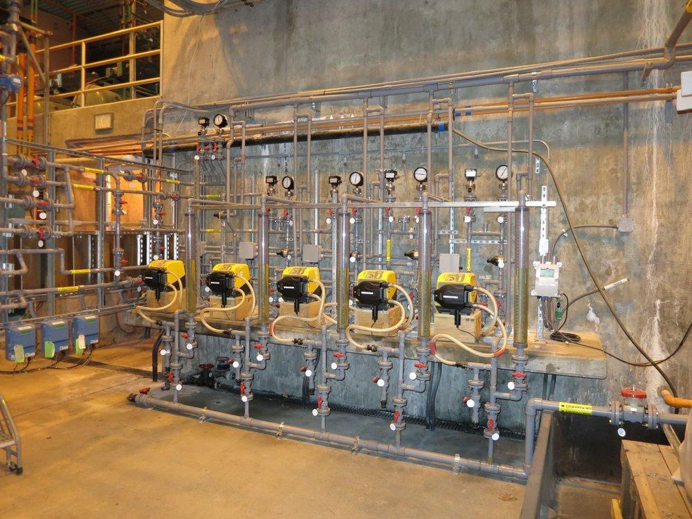 Waste Water Treatment Plants -