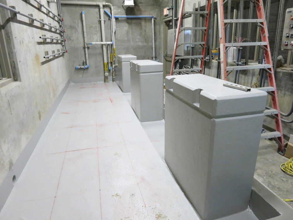 Cast-In-Place Concrete - Many projects require cast-in-place forms to be utilized.
