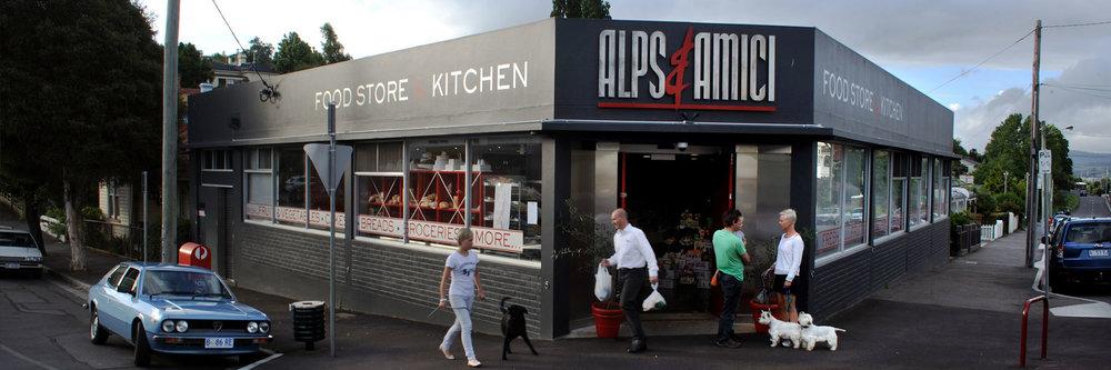 Alps & Amici - The Granary Richmond Hill