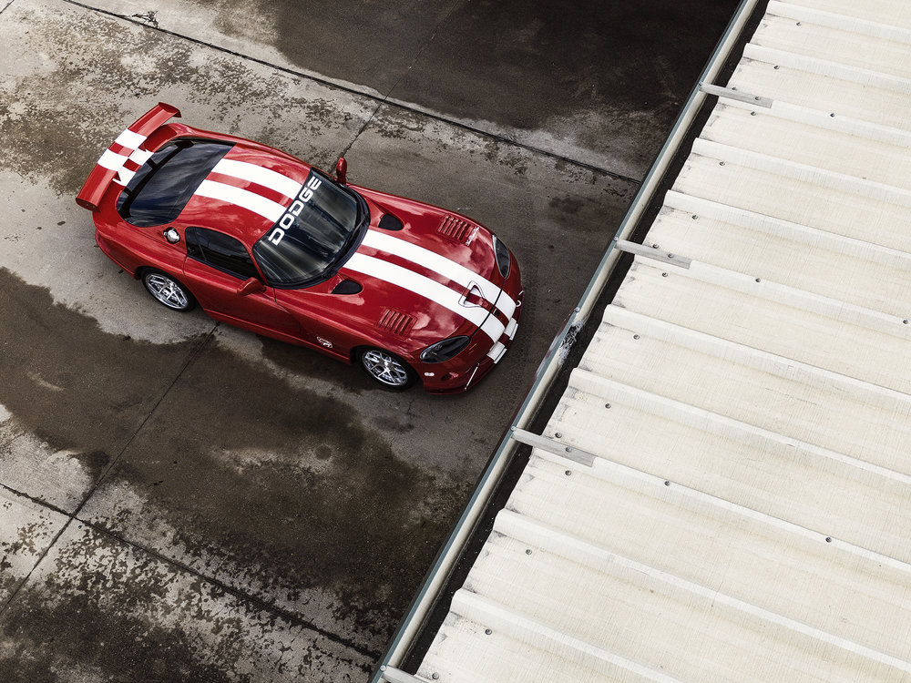 Viper from Above