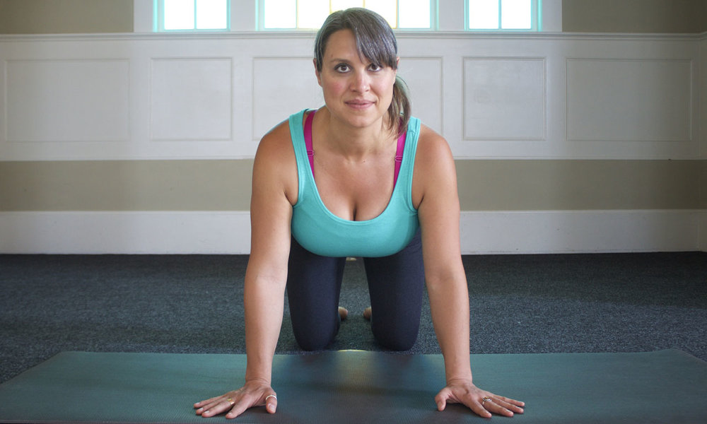 - Note that hands are wide enough that thumbs align just outside the crease of the armpit, and that the hands are turned out to accommodate the bending of elbows straight back.