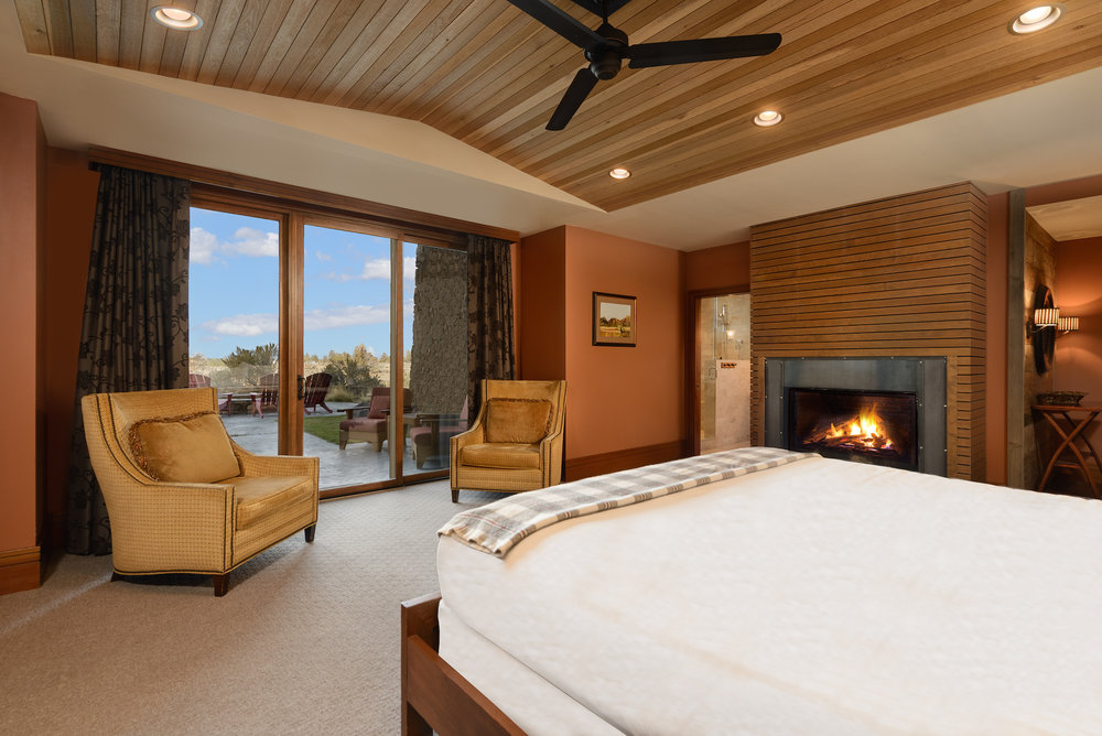 Ranch House Guestroom