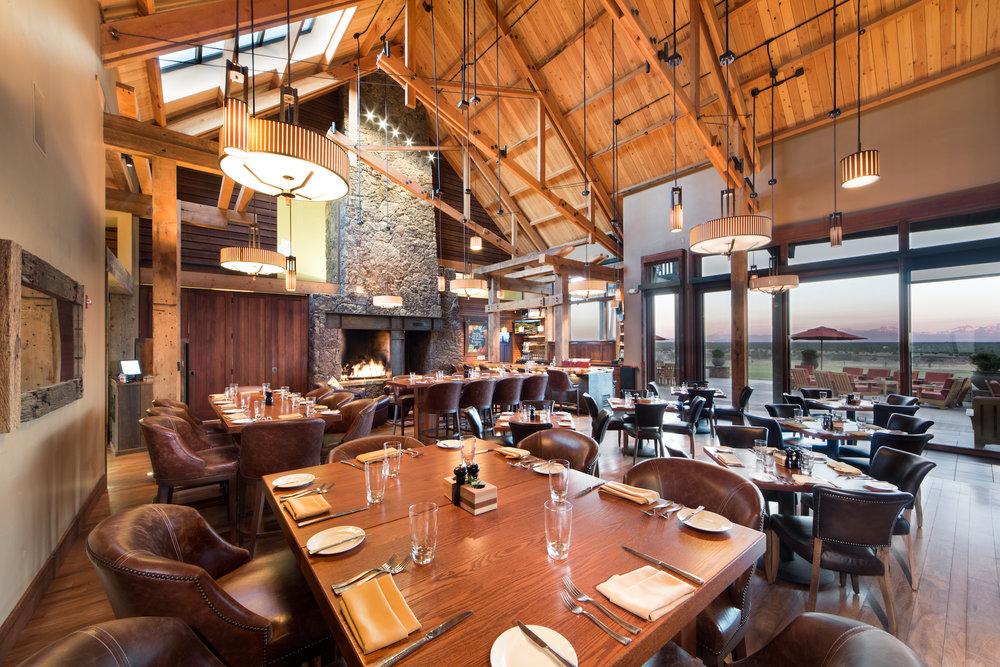 Brasada Range Dining Room