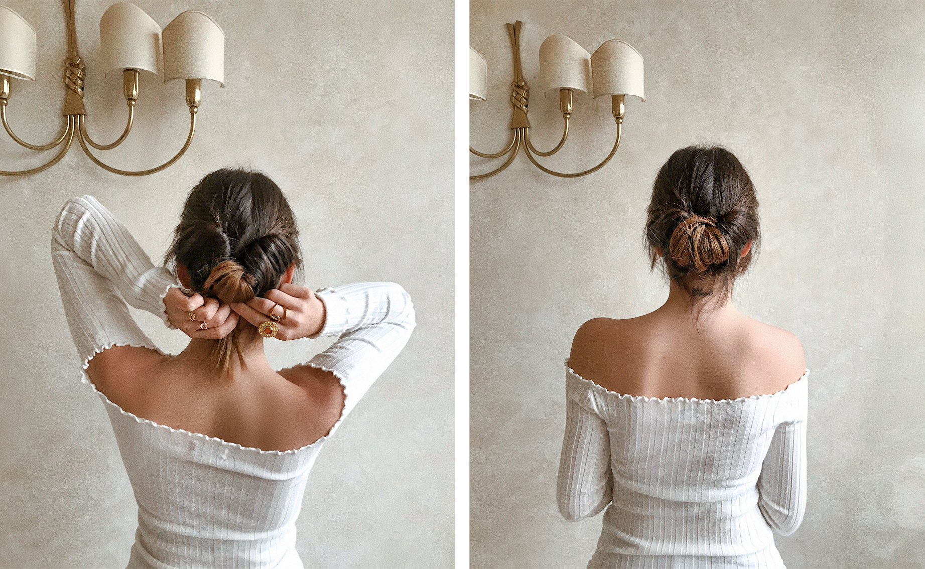 hair tutorial, dyson, Switzerland, blogger, beauty, ponytail