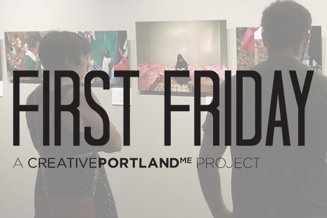 First Friday Art Walk - May 3, 2019: 5-8pm(No registration required!)Portland's First Friday Art Walk is a free self-guided tour of art galleries, art studios, museums, and alternative art venues on the first Friday of every month. This tour is DIY/self-guided and does not meet together or travel as a group, although you are of course welcome to find other WITS attendees to join you. Click here to view the art walk map.Expectation:•Two to three social media posts or one blog post across all platforms.•Post a photo from your walk•Use #WITS19 and #visitportlandme•Tag @createportland and @visitportlandExertion Level: Leisurely (RPE 6-8) Easy walking at your own pace.