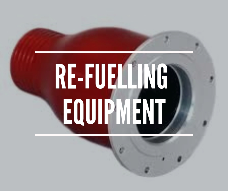 Male and female probes, Dry break fittings, female receptacles and quick refuelling equipment. Automotive re-fuelling for sale in Australia at Australian Fuel Cells.