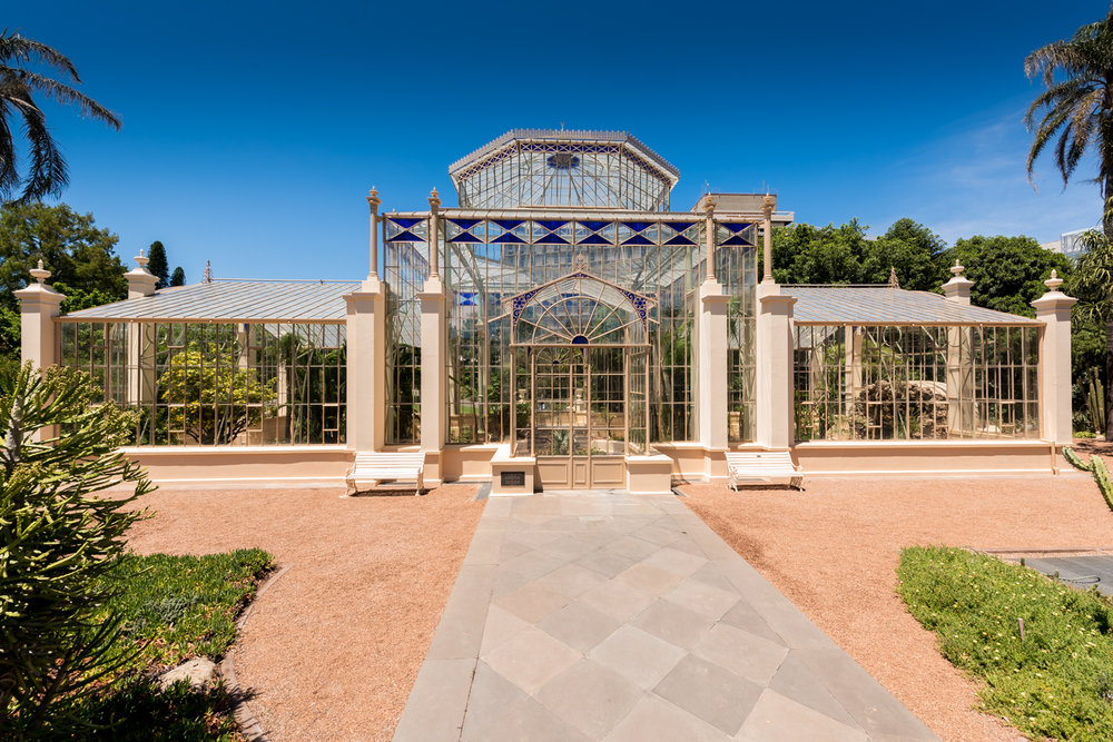 Palm House, Botanic Gardens -