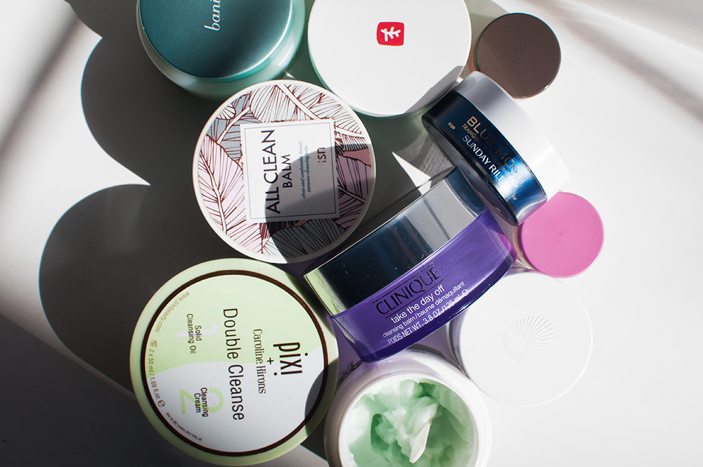 WTF: Cleansing Balm Edition — sharmtoaster