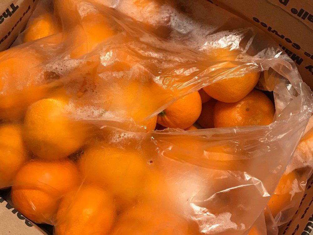 Satsuma Mandarins from Penryn Orchard