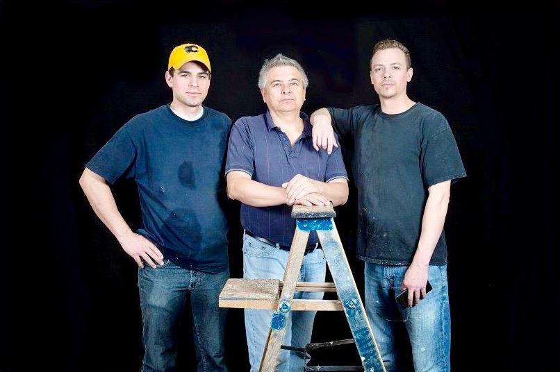 - David Sinclair, Lonnie Sinclair, and Steven Sinclair