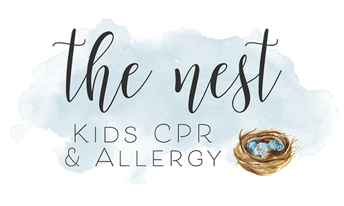 The Nest - Kids CPR & Allergy