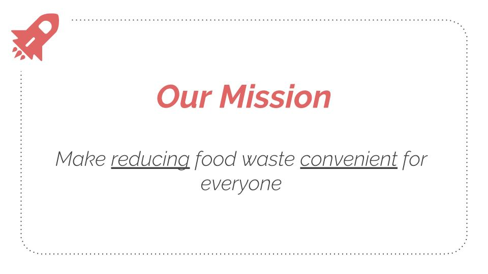 Our goal for our service