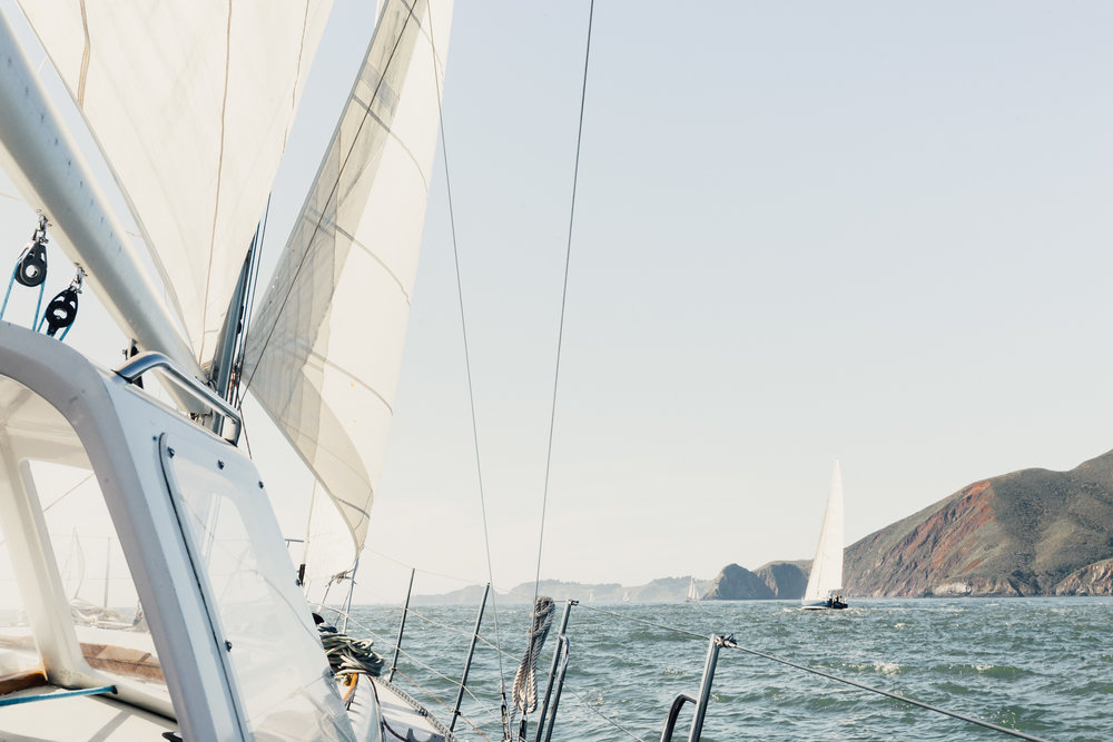 Club Sailing School - Get your sea legs through our live-aboard sailing school and earn certifications while exploring the world