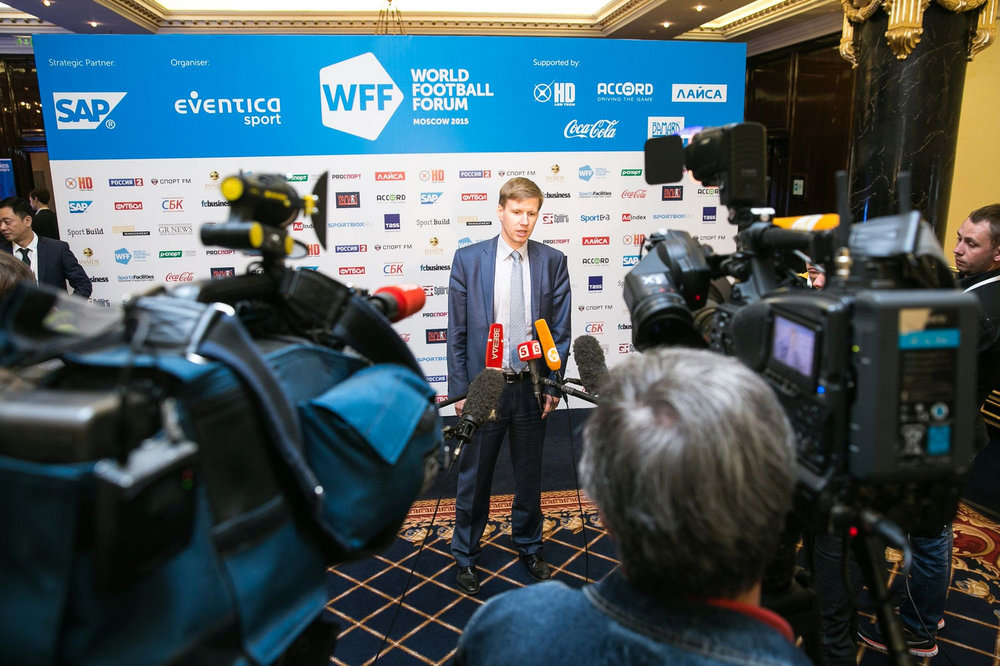 1100 Media, Journalists and Broadcast Representatives -