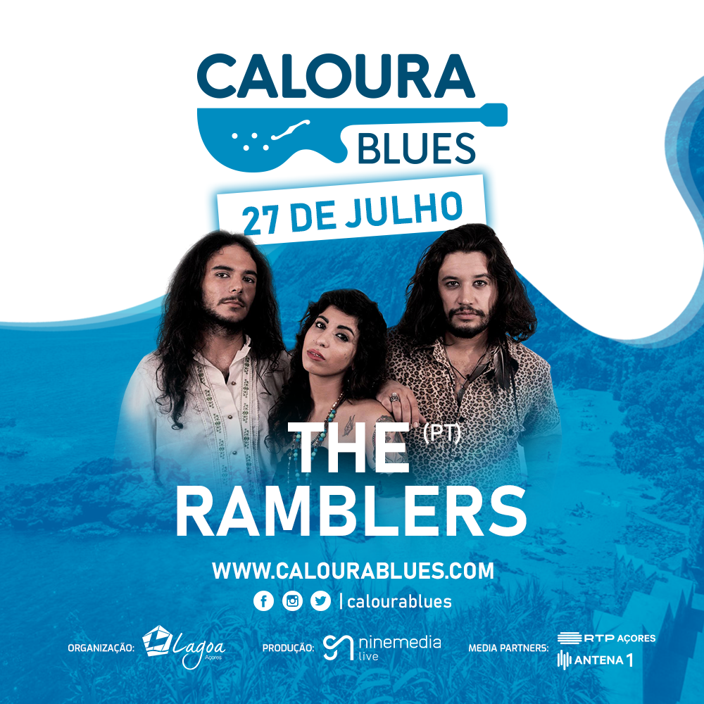 THE RAMBLERS (PT) - 27 JULHO / july 27th