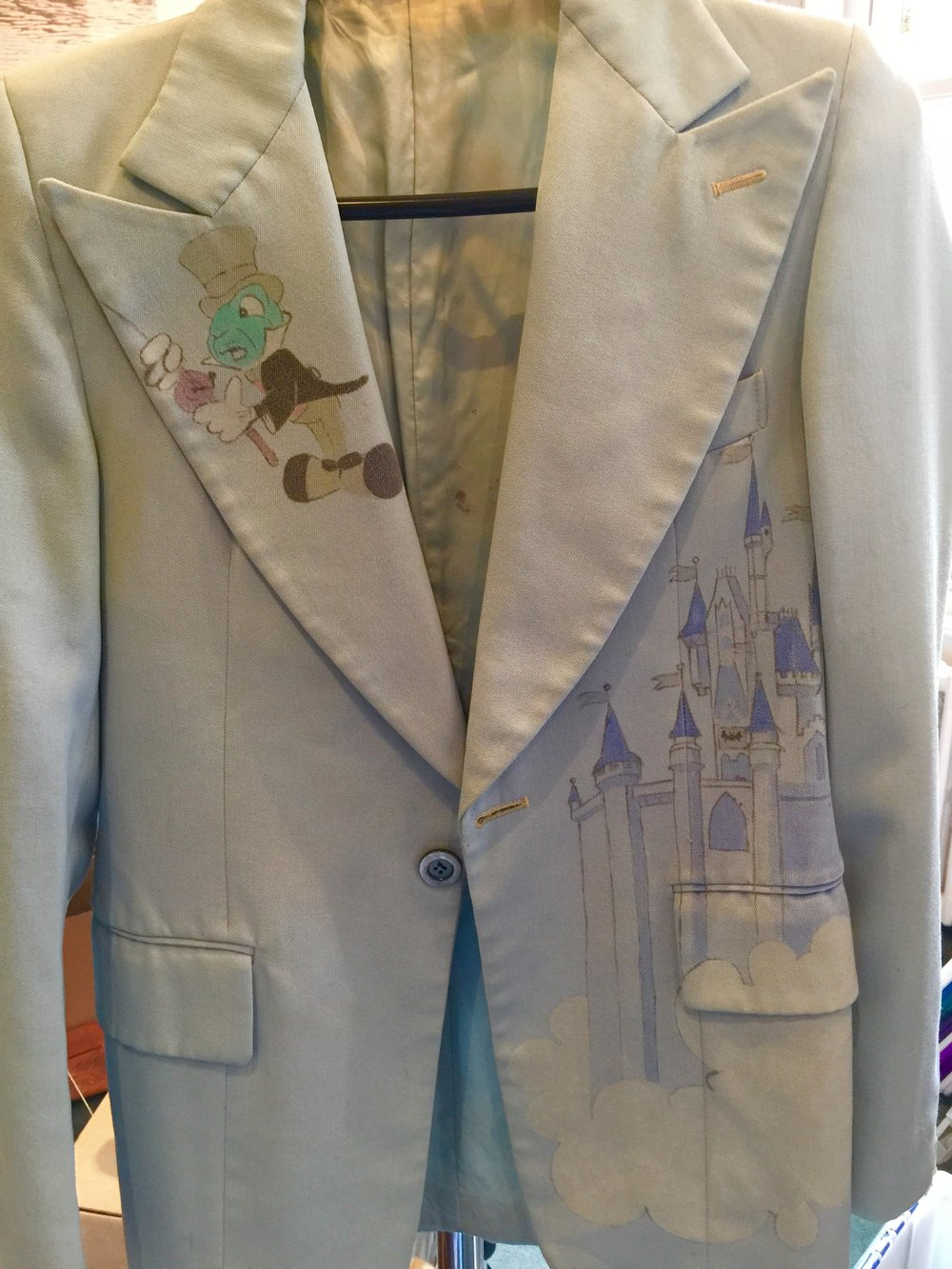 Disney jacket front (faded)