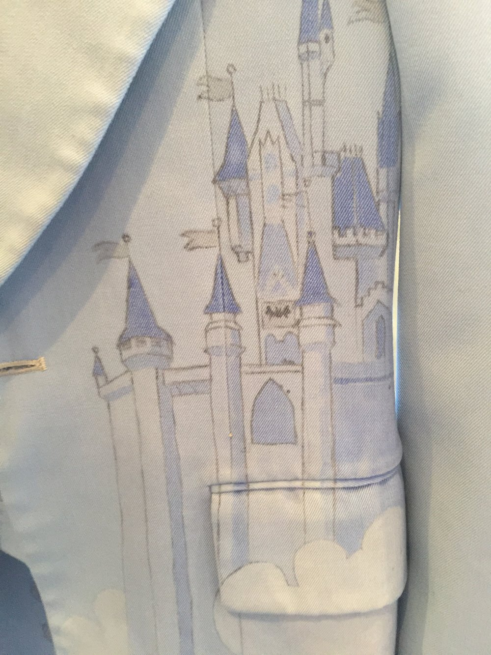 Disney suit castle (faded)