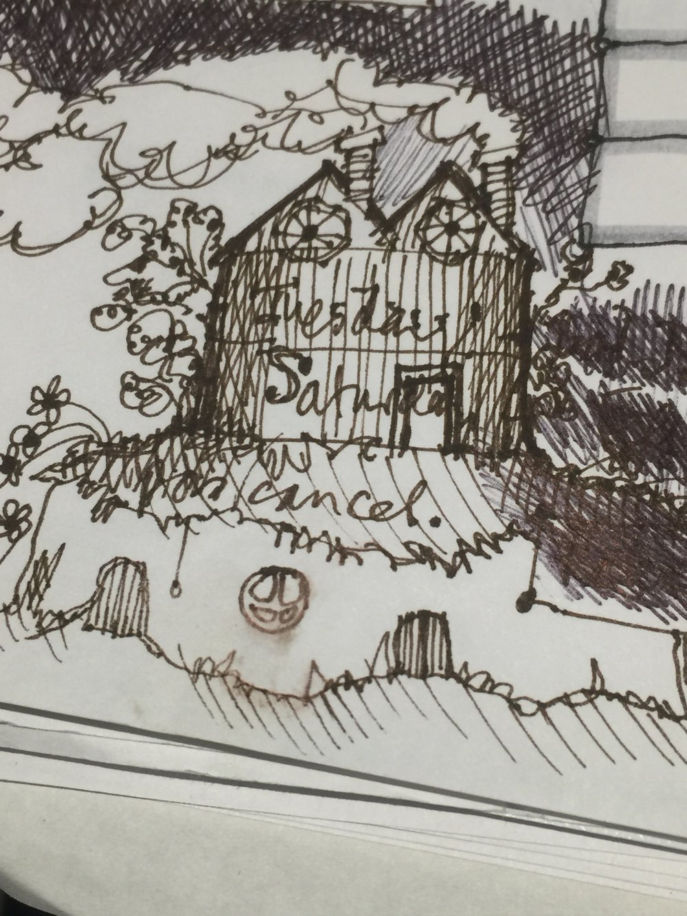 House doodle