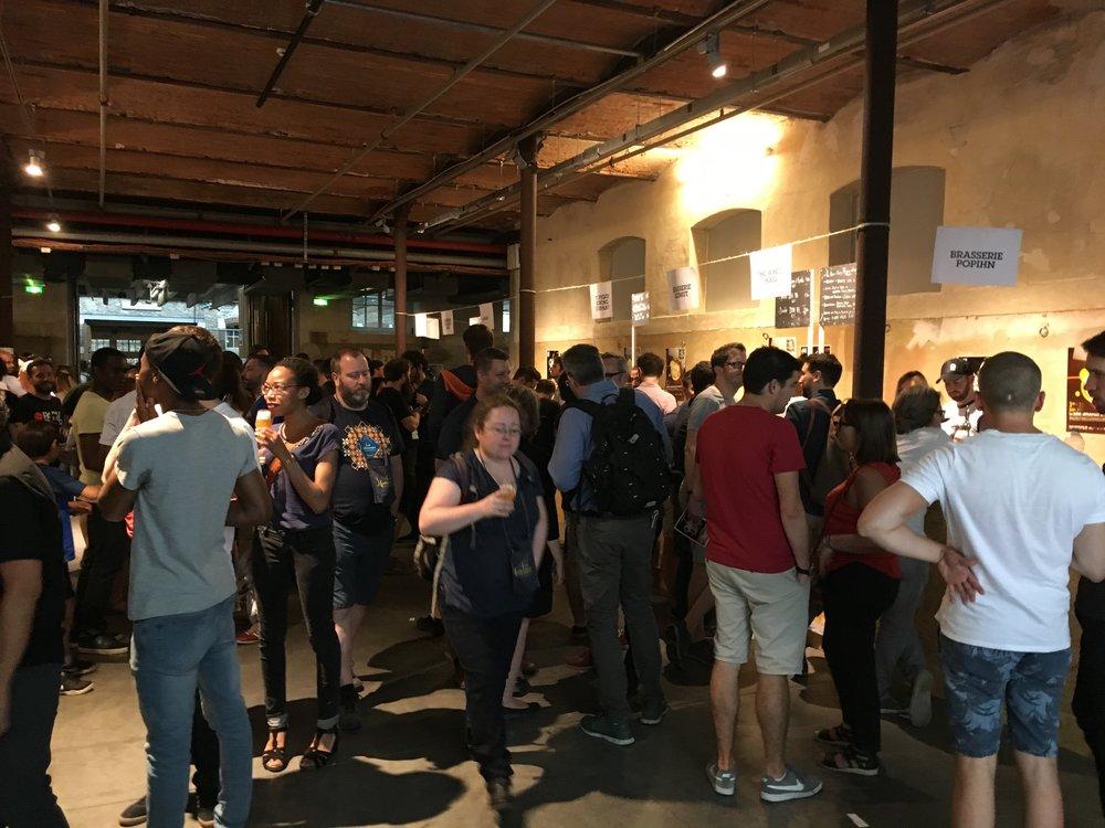 The Grand Final at Paris Beer Week