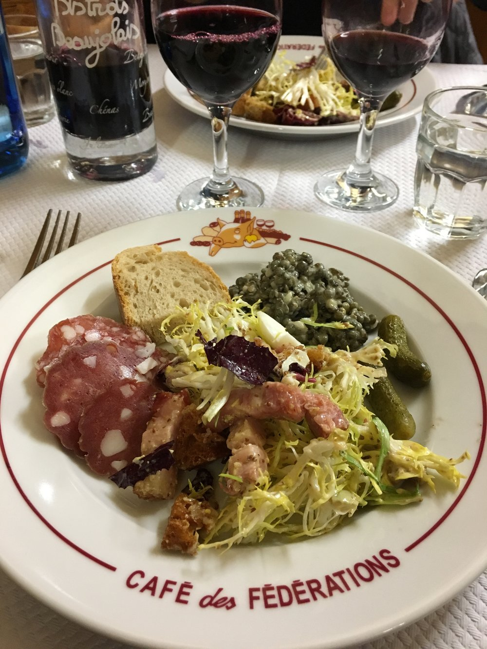 French food loves wine
